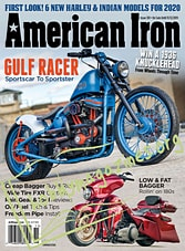 American Iron Magazine Issue 381