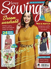 Love Sewing Issue 73