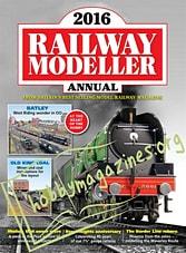 Railway Modeller Annual 2016
