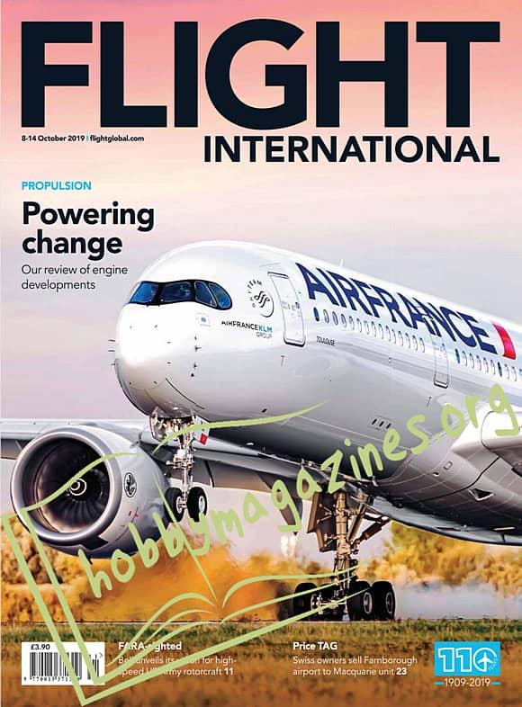 Flight International - 8-14 October 2019
