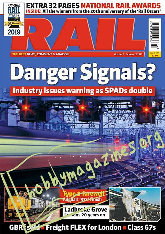 Rail – October 09, 2019