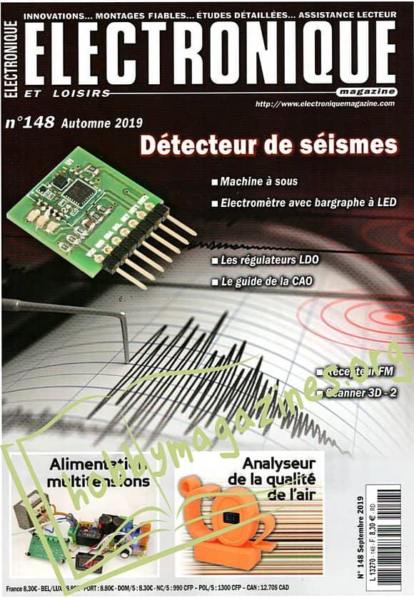 Electronique et Loisirs - Automne 2019