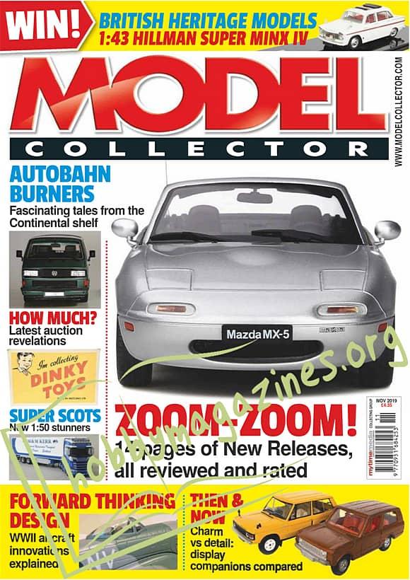 Model Collector - November 2019