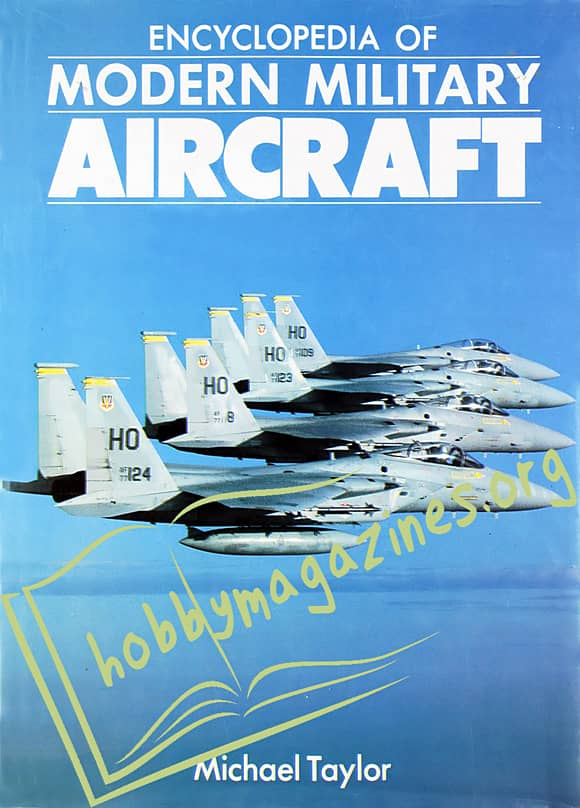 Encyclopedia of Modern Military Aircraft
