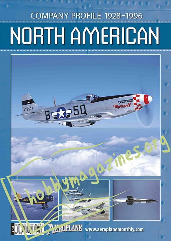 Aeroplane Company Profile: North American 1928-1996