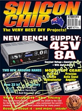 Silicon Chip - October 2019
