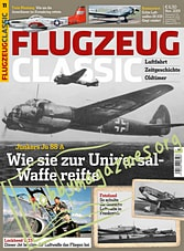 Flugzeug Classic – November 2019