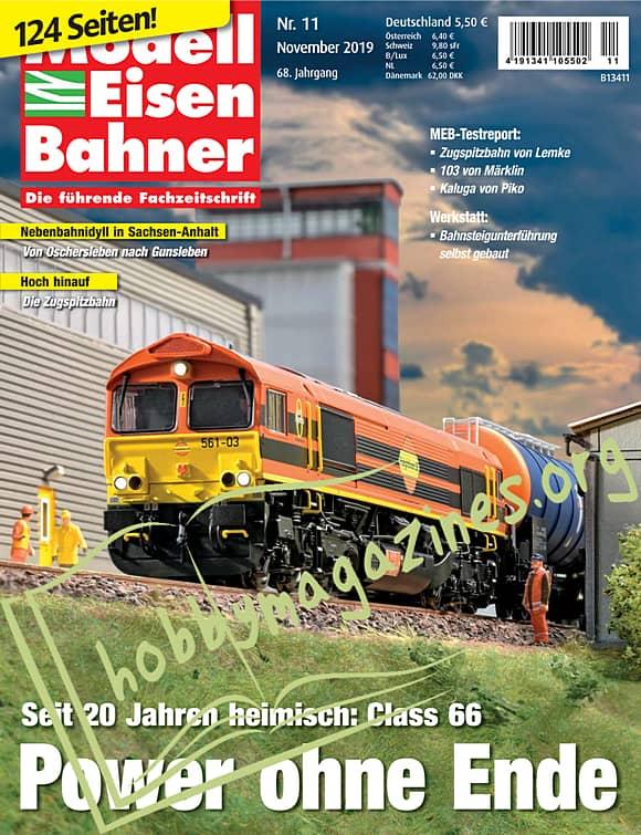 ModellEisenBahner - November 2019