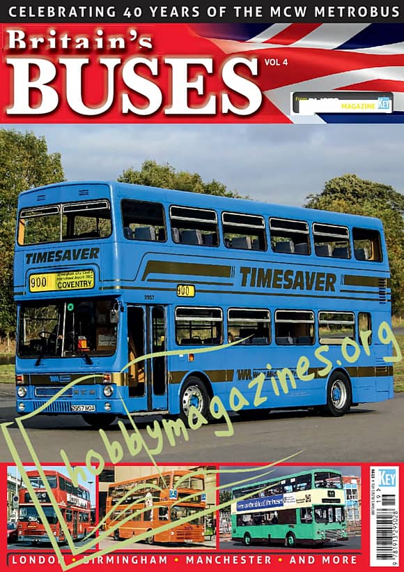 Britain's Buses Volume 4