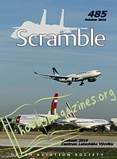 Scramble 485 - October 2019