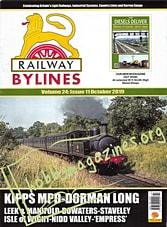Railway Bylines - October 2019