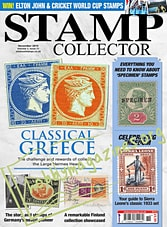Stamp Collector – November 2019