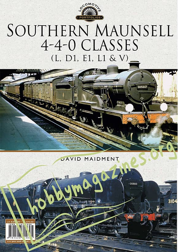 Locomotive Portfolios Southern Maunsell 4-4-0 Classes