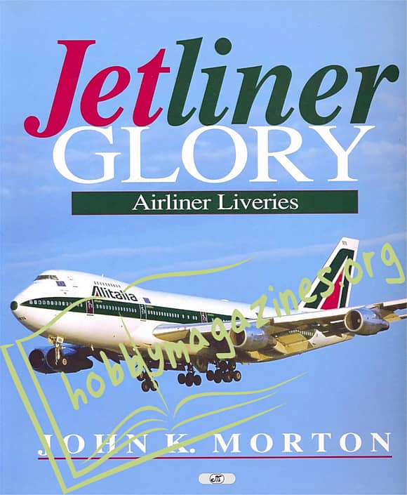Jetliner Glory.Airliner Liveries