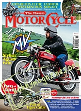Classic Motorcycle Mechanics - November 2019
