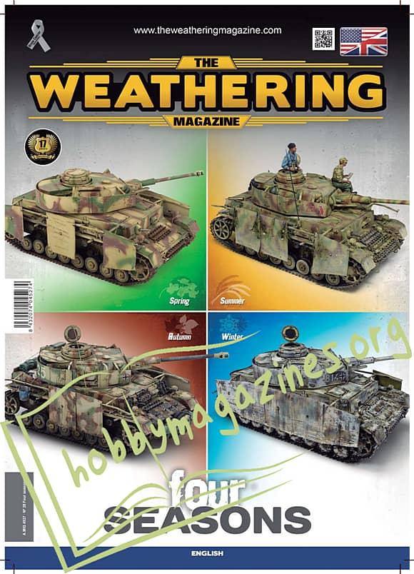 The Weathering Magazine Issue 28