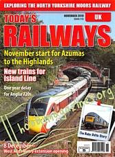 Today's Railways UK - November 2019