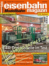 Eisenbahn Magazin – November 2019