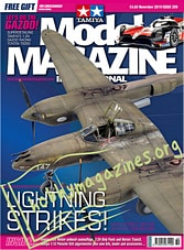 Tamiya Model Magazine International - November 2019