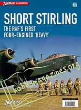 Aeroplane Icons - Short Stirling