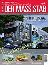 Der MASS:STAB - Oktober 2019