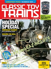 Classic Toy Trains - December 2019