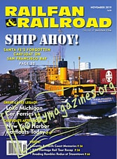 Railfan & Railroad - November 2019