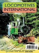 Locomotives International Issue 121 - October / November 2019