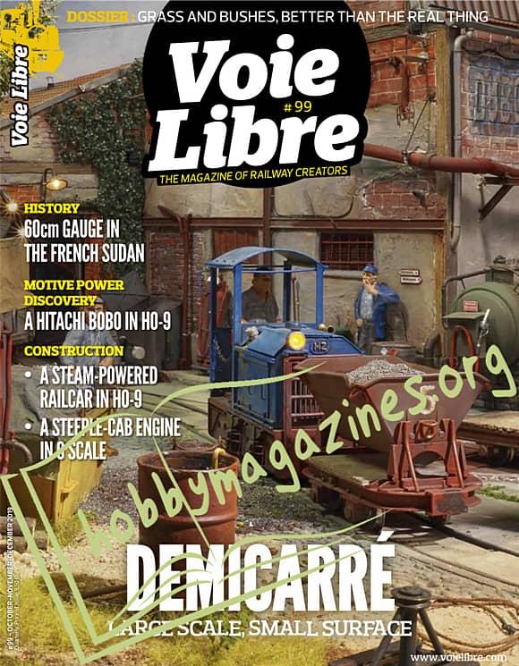 Voie Libre - October/November/December 2019