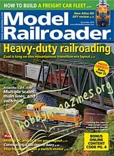 Model Railroader - December 2019