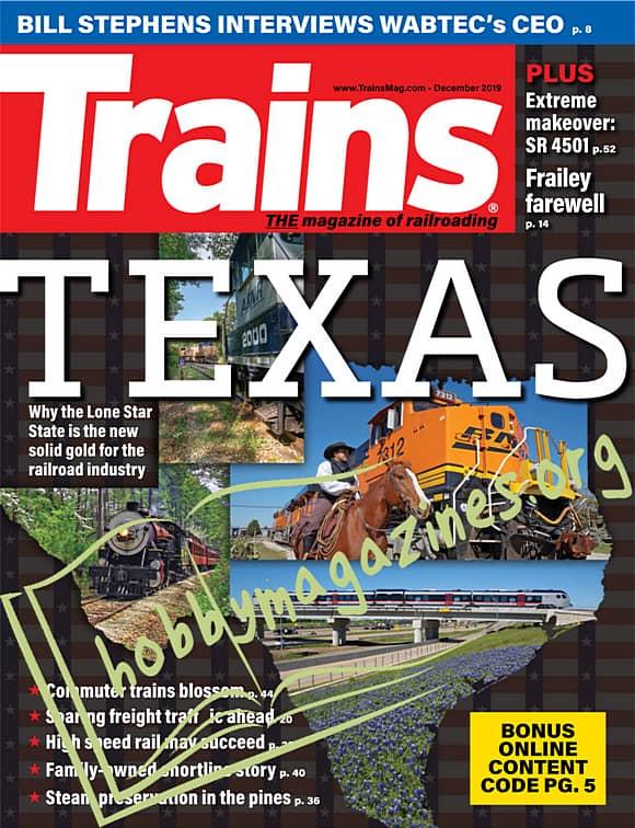 Trains - December 2019