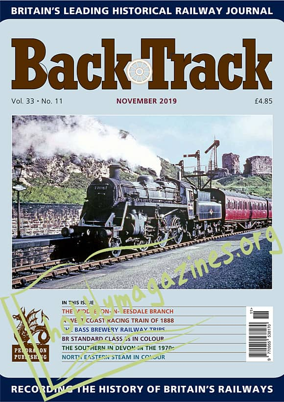BackTrack - November 2019