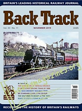 BackTrack - November 2019