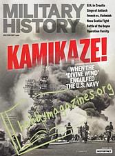 Military History Magazine - January 2020