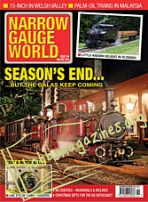 Narrow Gauge World - November/December 2019