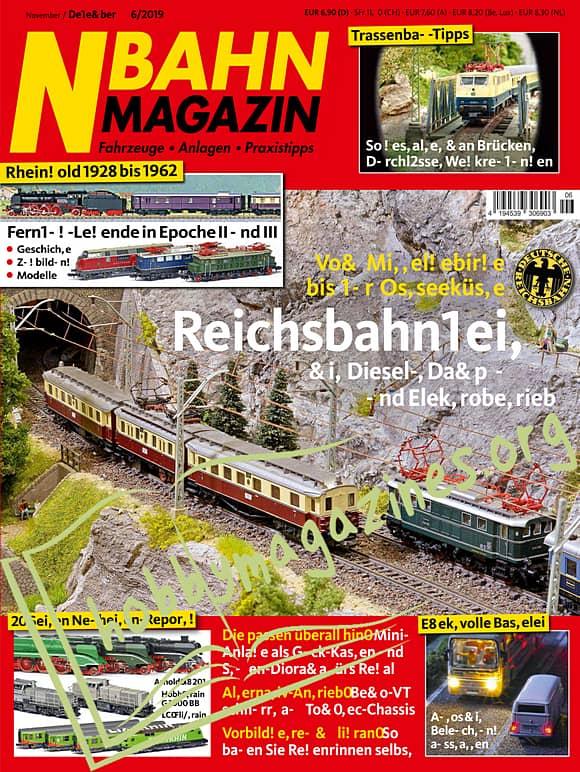 N-Bahn Magazin – November/Dezember 2019