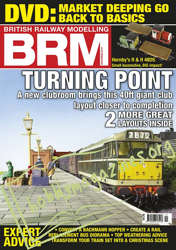 British Railway Modelling - December 2019