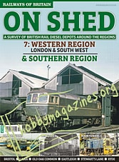 On Shed 7: Western Region & Southern Region