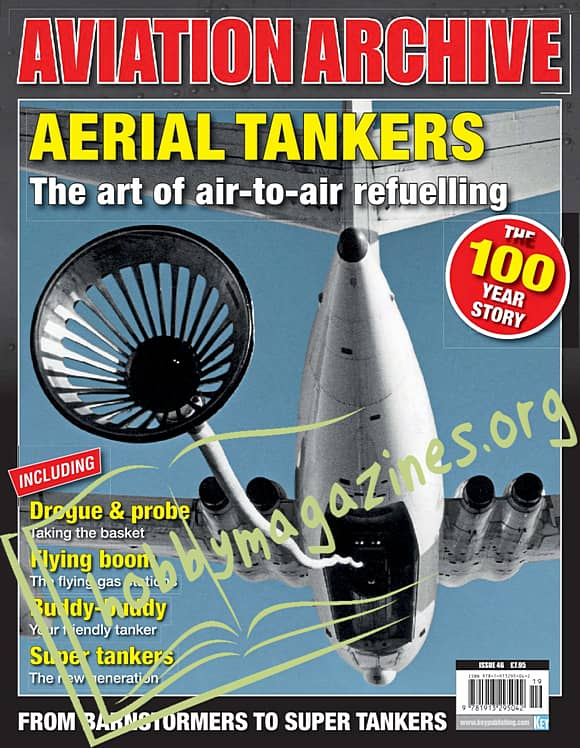 Aeroplane Collector's Archive - Aerial Tankers