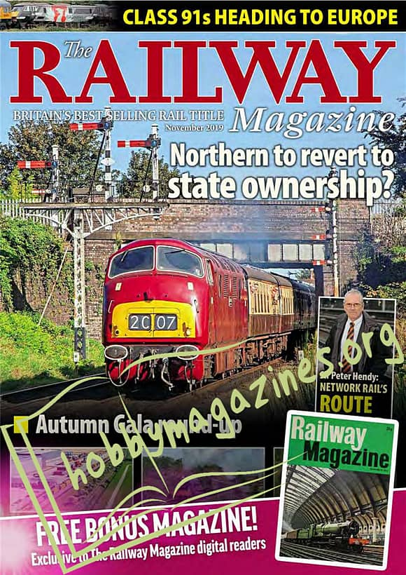 The Railway Magazine - November 2019