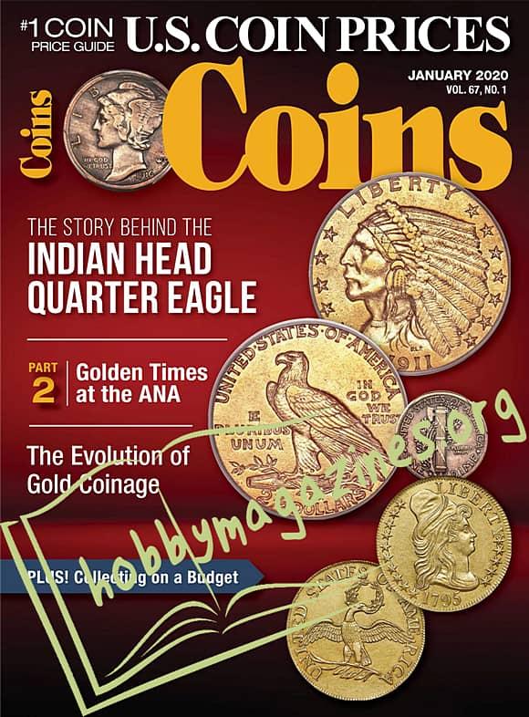 Coins – January 2020