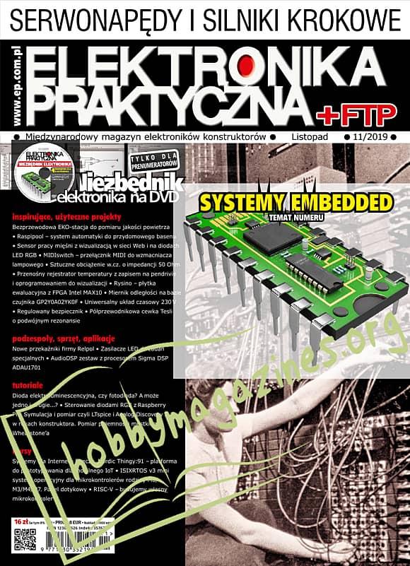 Elektronika Praktyczna 2019-11