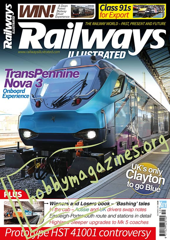 Railways Illustrated - December 2019