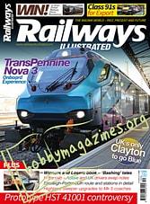 Railways Illustrated - December 2019