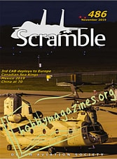 Scramble 486 - November 2019