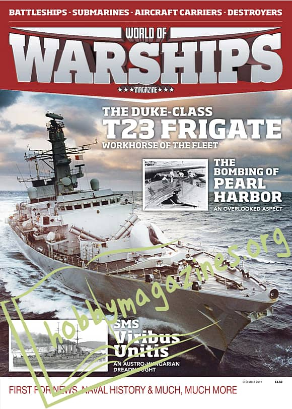 World of Warships Magazine - December 2019