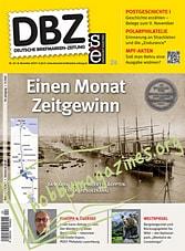 Deutsche Briefmarken-Zeitung 24 – 08 November 2019