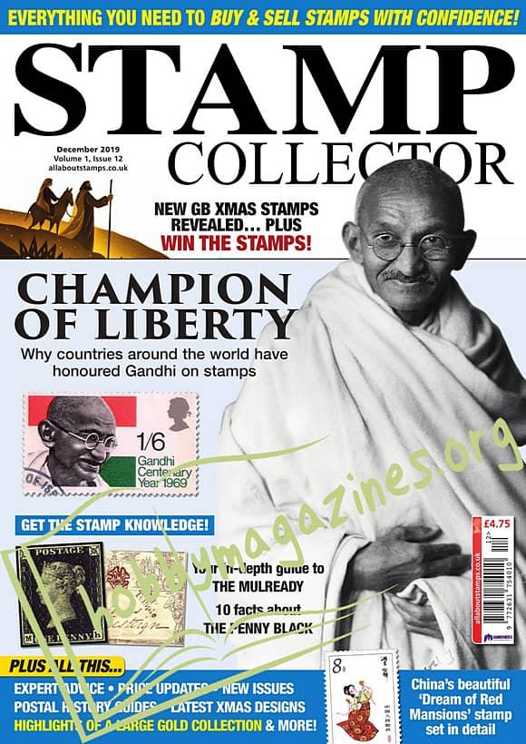 Stamp Collector – December 2019