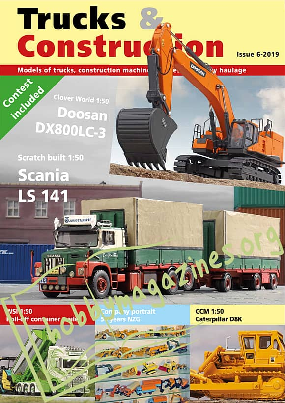 Trucks & Construction 2019-06