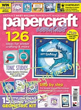 Papercraft Essentials Issue 181
